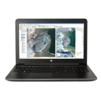 Ноутбук HP ZBook 15 G3 Black
