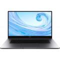 Ноутбук HUAWEI MateBook D 15 BoB-WAH9P Grey (53012BNV) (Intel Core i5 10210U 2.1ГГц/16ГБ/512ГБ SSD/Intel UHD Graphics/Windows 10)