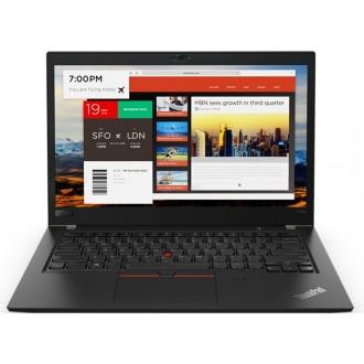 Ноутбук Lenovo ThinkPad T480s  Black