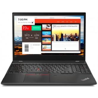 Ноутбук Lenovo ThinkPad T580  Black