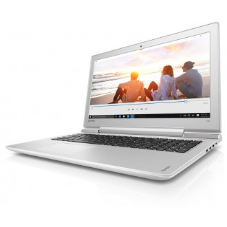 Ноутбук Lenovo IdeaPad 700-15 White
