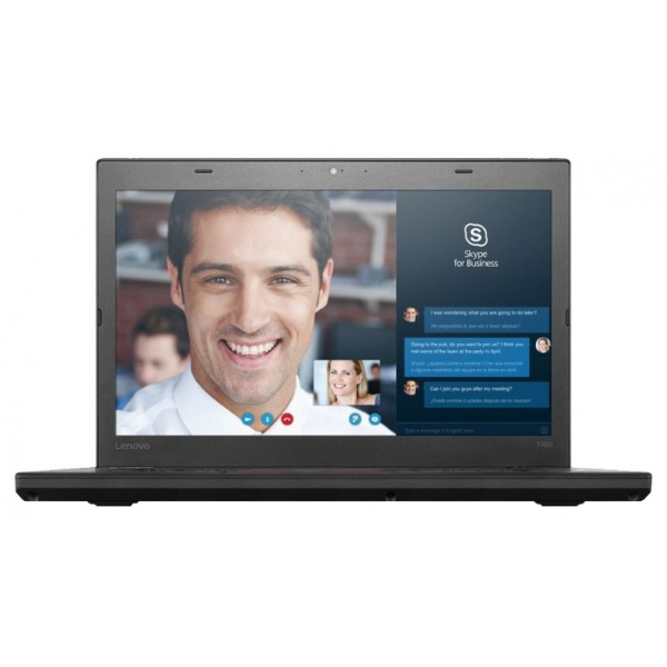 Lenovo Ультрабук Lenovo THINKPAD T460 Ultrabook Black (20FN003NRT) (Intel Core i5 6200U 2300 MHz/14.0/1920x1080/4.0Gb/508Gb HDD+SSD Cache/DVD нет/Intel HD Graphics 520/Wi-Fi/Bluetooth/Win 7 Pro 64)