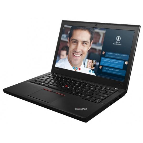 Lenovo Ультрабук Lenovo THINKPAD X260 Black (20F60041RT) (Intel Core i5 6200U 2300 MHz/12.5/1366x768/4.0Gb/508Gb HDD+SSD Cache/DVD нет/Intel HD Graphics 520/Wi-Fi/Bluetooth/Win 7 Pro 64)
