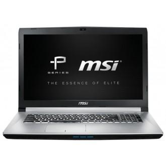 Ноутбук MSI PE70 6QD Silver
