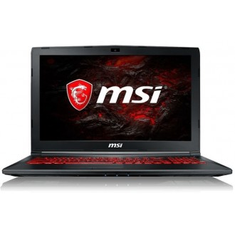 Ноутбук MSI GL62M 7RDX-2679XRU  black