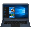 "Ноутбук Prestigio Smartbook 141 C2 Blue (PSB141C02ZFH_BB_CIS) (Intel Celeron N3350 1100Mhz/14.1""/1920x1080/3.0Gb/32Gb SSD/DVDнет/Intel HD Graphics 500/Wi-Fi/Bluetooth/Windows 10 Home)"