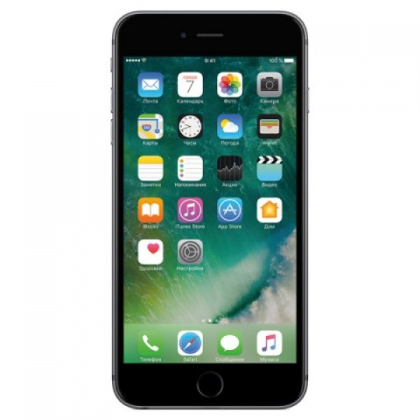 Apple Смартфон Apple iPhone 6s Plus 32GB Space Grey (MN2V2RU/A)