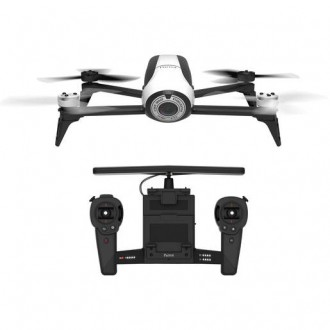 Квадрокоптер Parrot Bebop Drone 2 White + Parrot Skycontroller