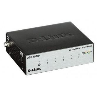 Коммутатор D-link DGS-1005D/L2A
