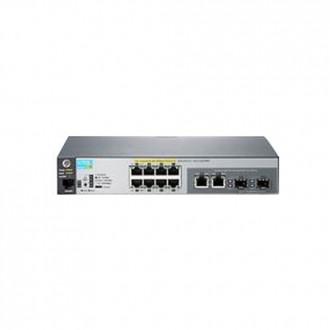 Коммутатор HP 2530-8G-PoE+