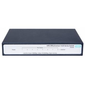 Коммутатор HP OfficeConnect 1420 8G Black