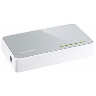 Коммутатор TP-LINK TL-SF1008D White