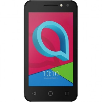 Смартфон Alcatel U3 3G Dual sim  Black