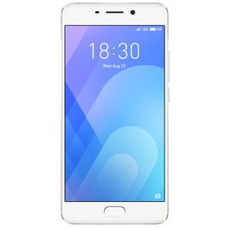 Смартфон Meizu M6 Note 64GB  Silver/White