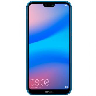 Смартфон Huawei P20 Lite  Blue Ultramarine
