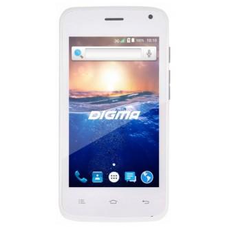 Смартфон Digma HIT Q400 3G White