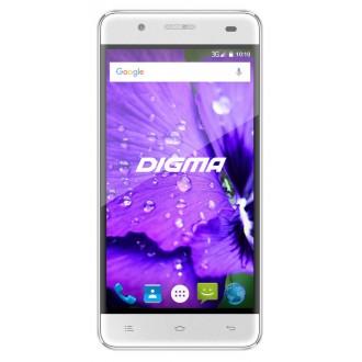 Смартфон Digma Linx A450 3G White