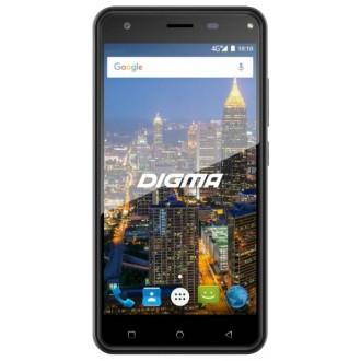 Смартфон Digma CITI ATL 4G Black