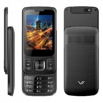 Мобильный телефон VERTEX S107 Black