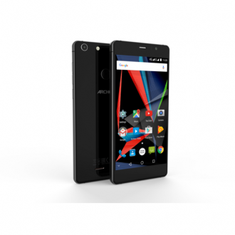 Смартфон Archos 55 Diamond Selfie Lite 16Gb Black