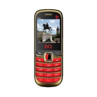 Мобильный телефон Bq-Mobile BQM-1402 Lyon Red/Gold