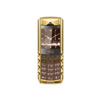 Мобильный телефон Bq-Mobile BQM-1406 Vitre Gold/Brown