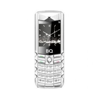 Мобильный телефон Bq-Mobile BQM-1406 Vitre Silver