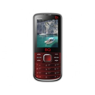 Мобильный телефон Bq-Mobile BQM-2204 Marseille Red