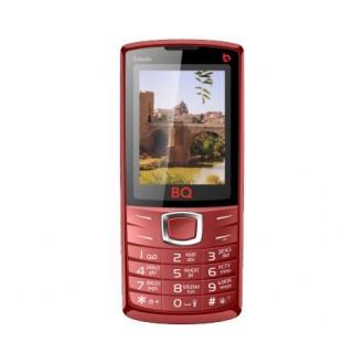 Мобильный телефон Bq-Mobile BQM-2406 Toledo Red