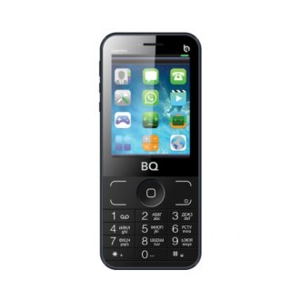 Мобильный телефон Bq-Mobile BQM-2606 Cupertino Grey
