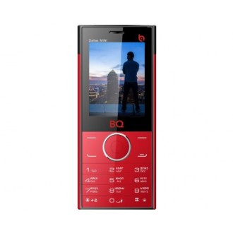 Мобильный телефон Bq-Mobile Dallas Mini BQM -2459 Red