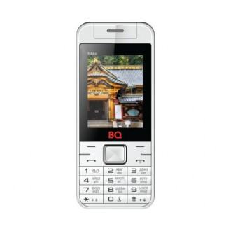 Мобильный телефон Bq-Mobile Nikko BQM-2424 White/Green