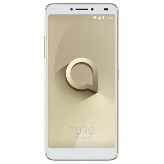 Смартфон Alcatel 3V 5099D  Black/Gold