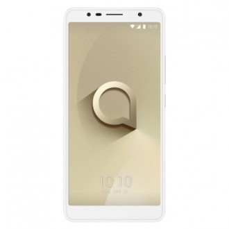 Смартфон Alcatel 3C 5026D  White/Gold