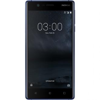 Смартфон Nokia 3 Dual sim TA-1032  Blue