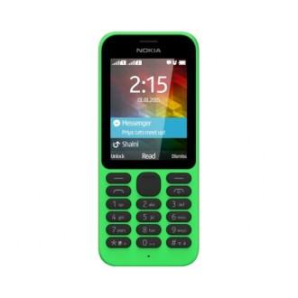 Мобильный телефон Nokia 215 Dual Sim Green