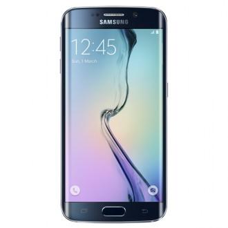 Смартфон Samsung Galaxy S6 Edge 32Gb SM-G925F Black Sapphire