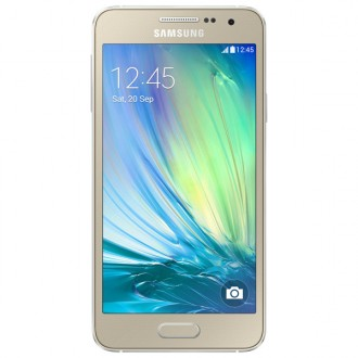 Смартфон Samsung Galaxy A3 SM-A300F/DS 16Gb Gold