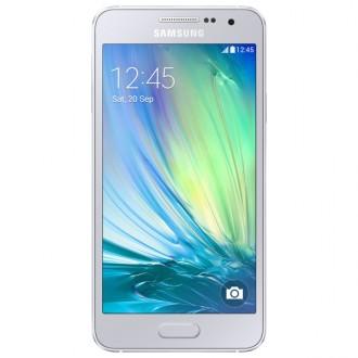 Смартфон Samsung Galaxy A3 SM-A300F/DS 16Gb Silver