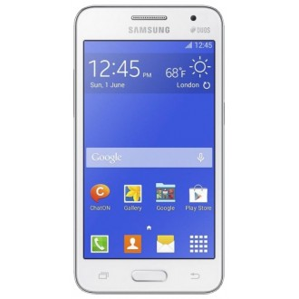Смартфон Samsung Galaxy Core 2 Duos SM-G355H/DS 4Gb White