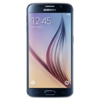 Смартфон Samsung Galaxy S6 SM-G920F 32Gb Black Sapphire