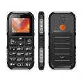 Мобильный телефон VERTEX C307 Black\Silver (C307BLSIL)