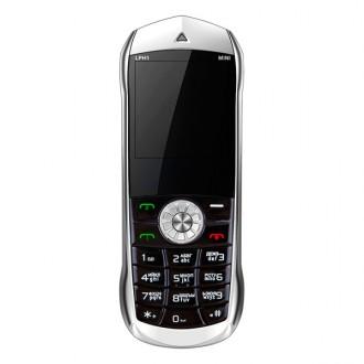Мобильный телефон LEXAND LPH1 mini Dual Sim Black