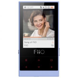 Портативный медиаплеер премиум FiiO M3 Blue