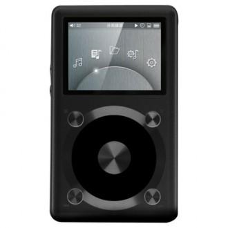 Портативный медиаплеер премиум FiiO X1 Black
