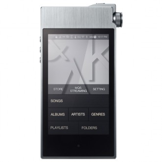 Портативный медиаплеер премиум Astell & Kern AK100 II 64GB Smoky Blue