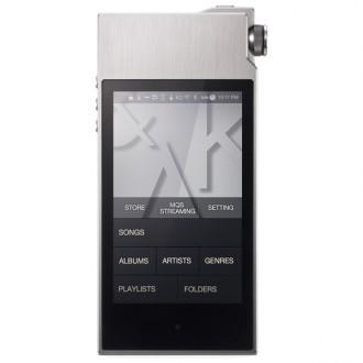 Портативный медиаплеер премиум Astell & Kern AK120 II 128GB Stone Silver
