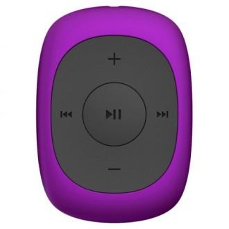 Портативный медиаплеер Digma C2 Purple/Black