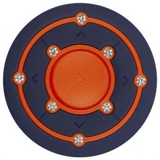 Портативный медиаплеер Ritmix RF-2850 8Gb Orange/Blue