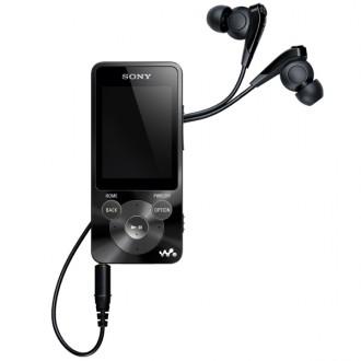 Портативный медиаплеер Sony NWZ-E583/BM